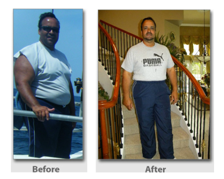 I have lost right at 60 lbs total using the Fat Release System
